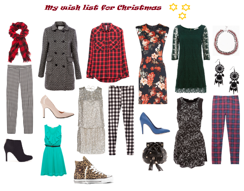 WISHLIST BLOG