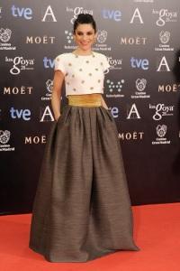 alfombra-roja-premios-goya-2014-irene-visedo-tot-ham
