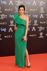alfombra-roja-premios-goya-2014-maria-leon-lanvin