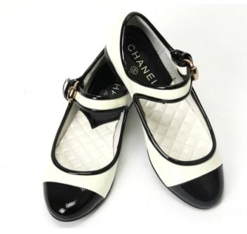 chanel shoes zapatos bicolor