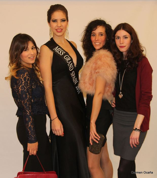 Bloggers de moda Málaga junto a Miss Grand Spain 2014