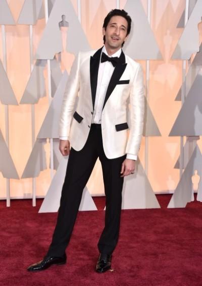 Adrien Brody-Dolce&Gabbana
