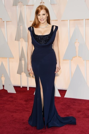 Jessica Chastain-Givenchy