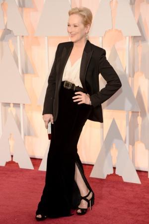 Meryl Streep-Lanvin