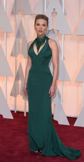 Scarlett Johansson-Versace